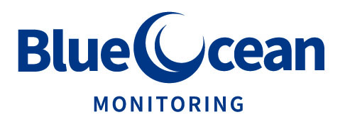 Blue Ocean Monitoring Logo